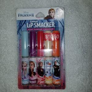 Frozen 2 lip gloss set NWT